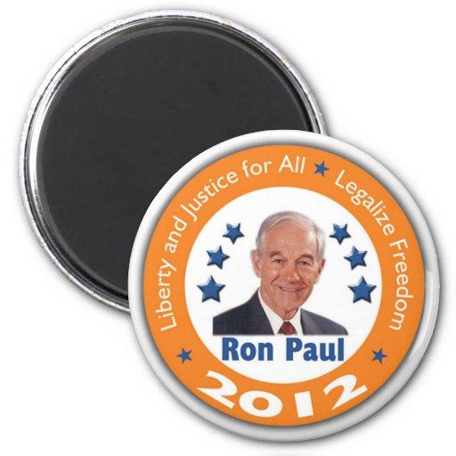 Imán 2012 de Ron Paul