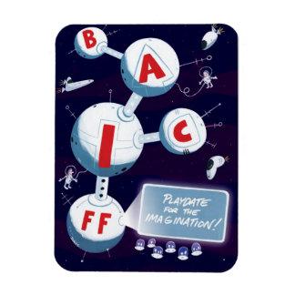 Imán 2014 del poster de BAICFF