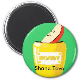 Imán 2 de Shana Tova