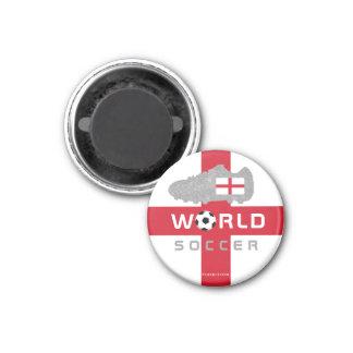 Imán 2 del zapato de Inglaterra del mundial