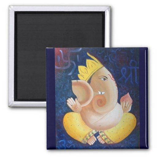 Imán -3 de Ganesha