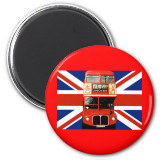 Imán 3 del refrigerador del recuerdo de Londres