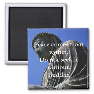 Imán 4 de la cita de Buda