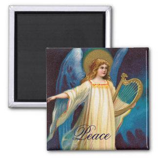 Imán 4 del ángel de la paz de un sistema de 4