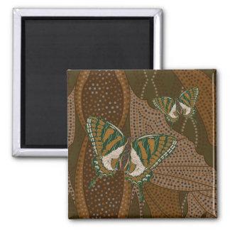 Imán aborigen de Swallowtail