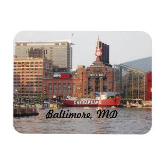 Imán adaptable de Baltimore