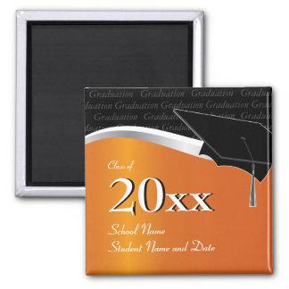 Imán adaptable de la graduación del naranja y del