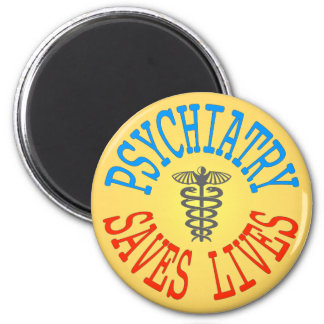 Imán alegre de la Favorable-Psiquiatría
