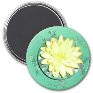 Imán amarillo de Lotus