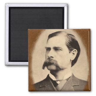 Imán americano de la frontera de Wyatt Earp