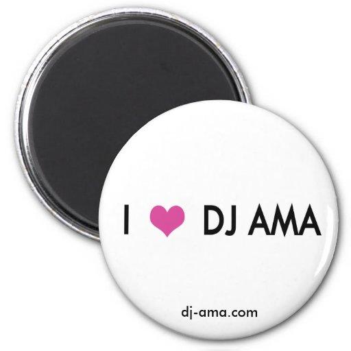 Imán - amor DJ Ama de I