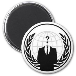 Imán anónimo