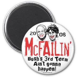 Imán anti de McCain Palin McFailin