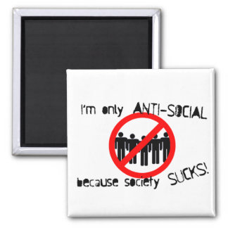 Imán antisocial