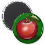 Imán - Apple rojo