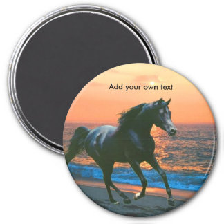 Imán árabe del océano del caballo