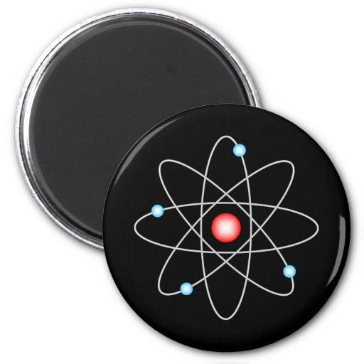 Imán atómico