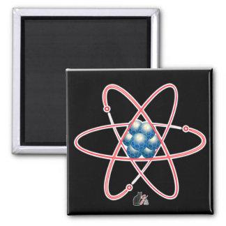 Imán atómico irónico