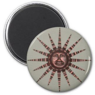 Imán AZTECA del SOL