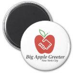 Imán Big Apple Greeter, Inc.