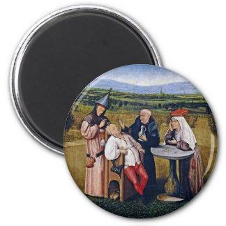 Imán Bosch - extracción de la piedra de la locura