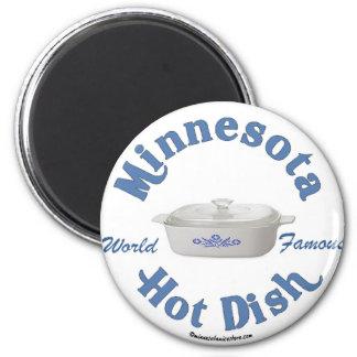 Imán caliente del plato de Minnesota