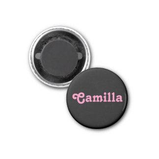 Imán Camila