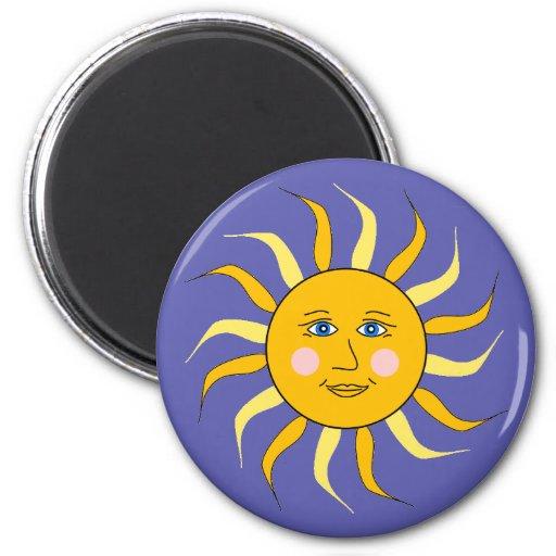 Imán celestial del arte de Sun