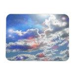 Imán celestial del premio de las nubes
