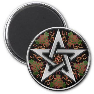 Imán céltico del Pentagram