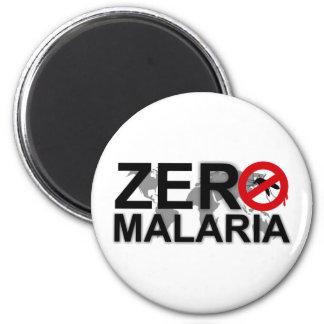 Imán cero de la malaria