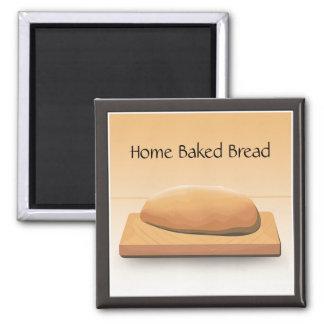 Imán cocido hogar del personalizado del pan