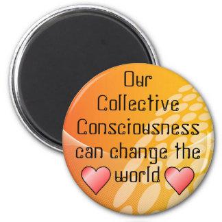 imán colectivo de la conciencia