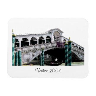 Imán - color del puente de Rialto