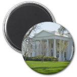 Imán con Casa Blanca