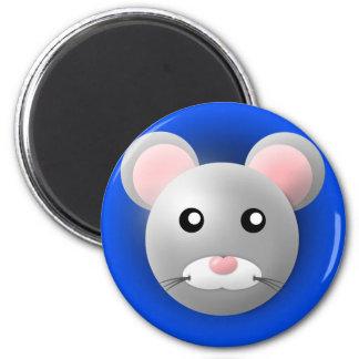 imán con el animal: ratones