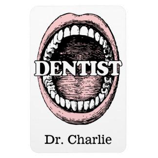 Imán conocido de encargo del dentista