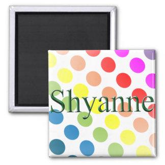 Imán conocido de Shyanne