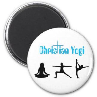 Imán cristiano de la yogui