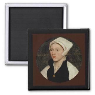 Imán cuadrado de Holbein
