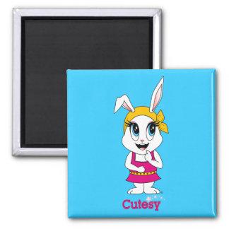 Imán Cutesy de Bunny™