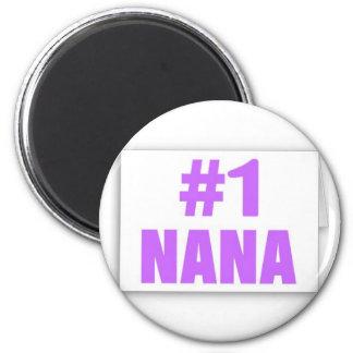 Imán de #1 Nana