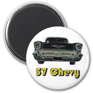 Imán de 57 Chevy