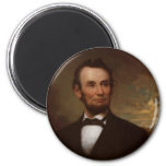 Imán de Abraham Lincoln