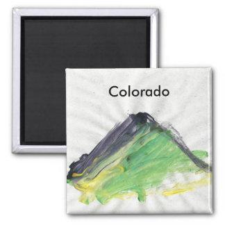 Imán de abril Colorado por MAXarT