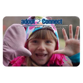 imán de adopt2Connect