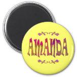 Imán de Amanda