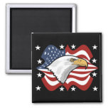 Imán de American Eagle