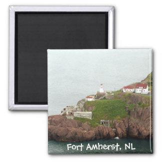 Imán de Amherst del fuerte