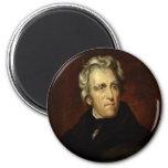 Imán de Andrew Jackson